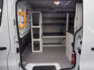 VAUXHALL VIVARO 2900 L1 SWB WITH ONLY 53.000 MILES,AIR CONDITIONING,SENSORS,ELECTRIC PACK,RACKING AND MORE  - 1586 - 19