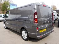 VAUXHALL VIVARO 2900 L2H1 CDTI SPORTIVE IN GREY WITH ONLY 54.000 MILES,AIR CONDITIONING,SAT NAV,ALLOY WHEELS AND MORE *** SOLD *** - 1359 - 5