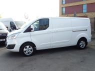FORD TRANSIT CUSTOM 290/130 LIMITED L2H1 LWB 2.0 130PS EURO 6,IN WHITE WITH AIR CONDITIONING,PARKING SENSORS AND MORE  - 1374 - 21