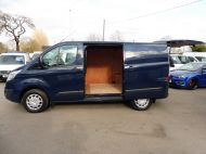 FORD TRANSIT CUSTOM 270 TREND L1 H1 105 EURO 6 WITH ONLY 17000 MILES **** £12995 + VAT **** - 1304 - 7