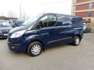 FORD TRANSIT CUSTOM 270 TREND L1 H1 105 EURO 6 WITH ONLY 17000 MILES **** £12995 + VAT **** - 1304 - 1