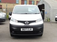NISSAN NV200 1.5DCi ACENTA DIESEL VAN WITH ONLY 58.000 MILES,REVERSE CAMERA,TWIN SIDE DOORS AND MORE  - 1585 - 20