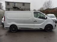VAUXHALL VIVARO 2700 LIMITED EDITION BI TURBO SPORTIVE L1 SWB IN SILVER WITH ONLY 47.000 MILES,SAT NAV,ALLOY WHEELS AND MORE *** SOLD *** - 1656 - 9