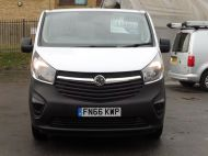 VAUXHALL VIVARO 2900 L1 SWB WITH ONLY 53.000 MILES,AIR CONDITIONING,SENSORS,ELECTRIC PACK,RACKING AND MORE  - 1586 - 25