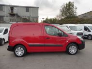 CITROEN BERLINGO 625 ENTERPRISE L1 SWB BLUEHDI EURO 6 ONLY 22.000 MILES,AIR CONDITIONING,PARKING SENSORS,BLUETOOTH AND MORE - 1582 - 8