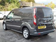 FORD TRANSIT CONNECT 240 LIMITED L2 LWB EURO 6 IN GREY WITH AIR CONDITIONING,SENSORS,ALLOY'S,PARKING SENSORS,ELECTRIC PACK,BLUETOOTH AND MORE  - 1597 - 6