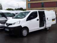 NISSAN NV200 1.5DCi ACENTA SWB EX BRITISH GAS WITH AIR CONDITIONING,ELECTRIC PACK,REVERSE CAMERA **** SOLD **** - 1405 - 2