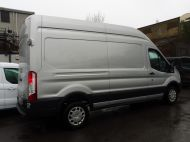 FORD TRANSIT 350/130 TREND L3H3 LWB HIGH ROOF EURO 6 RWD IN SILVER WITH PARKING SENSORS,CRUISE,6 SPEED AND MORE - 1339 - 6