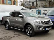 NISSAN NAVARA 2.3 DCI TEKNA EURO 6 4X4 DOUBLE CAB AUTOMATIC PICK UP **** £17995 + VAT **** - 1309 - 3