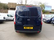 FORD TRANSIT CUSTOM 270 TREND L1 H1 105 EURO 6 WITH ONLY 17000 MILES **** £12995 + VAT **** - 1304 - 5