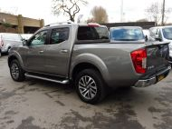 NISSAN NAVARA 2.3 DCI TEKNA EURO 6 4X4 DOUBLE CAB AUTOMATIC PICK UP **** £17995 + VAT **** - 1309 - 7