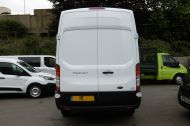 FORD TRANSIT 350/155 L2H3 RARE MWB HIGH ROOF DIESEL VAN WITH AIR CONDITIONING,FRONT+REAR SENSORS,155PS AND MORE - 1171 - 4