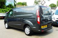 FORD TRANSIT CUSTOM 280/130 LIMITED L1H1 SWB 2.0 TDCI EURO 6 IN MAGNETIC GREY NEW SHAPE MODEL WITH ONLY 18.000 MILES AND MORE - 1437 - 6