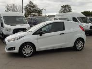 FORD FIESTA VAN 1.5 TDCI EURO 6 WITH ONLY 48.000 MILES,AIR CONDITIONING,BLUETOOTH,ELECTRIC PACK AND MORE - 1481 - 16