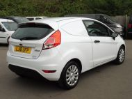 FORD FIESTA VAN 1.5 TDCI EURO 6 WITH ONLY 48.000 MILES,AIR CONDITIONING,BLUETOOTH,ELECTRIC PACK AND MORE - 1481 - 7