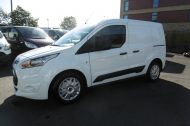 FORD TRANSIT CONNECT 220 TREND 5 SEATER COMBI CREW VAN 1.6 TDCI 95 WITH TWIN SIDE DOORS,AIR CONDITIONING AND MORE *** CHOICE OF 2 *** - 1169 - 5