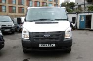 FORD TRANSIT 350/125 E/F 13FT 6 ALLOY DROPSIDE,1 OWNER,6 SPEED MANUAL,TWIN REAR WHEELS AND MORE - 1213 - 2