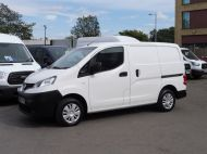 NISSAN NV200 1.5DCi ACENTA SWB EX BRITISH GAS FLEET WITH AIR CONDITIONING,ELECTRIC PACK,REVERSE CAMERA AND MORE *** SOLD *** - 1479 - 21