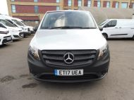 MERCEDES VITO 111 CDI LWB SILVER WITH ONLY 37.000 MILES,AIR CONDITIONING,CRUISE CONTROL,BLUETOOTH,6 SPEED AND MORE - 1696 - 3