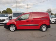 CITROEN BERLINGO 625 ENTERPRISE L1 SWB BLUEHDI EURO 6 ONLY 22.000 MILES,AIR CONDITIONING,PARKING SENSORS,BLUETOOTH AND MORE - 1582 - 19