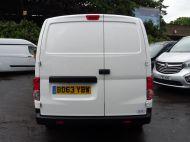 NISSAN NV200 1.5DCi ACENTA SWB EX BRITISH GAS WITH AIR CONDITIONING,ELECTRIC PACK,REVERSE CAMERA **** SOLD **** - 1405 - 7