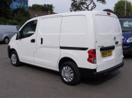 NISSAN NV200 1.5DCi ACENTA SWB EX BRITISH GAS FLEET WITH AIR CONDITIONING,ELECTRIC PACK,REVERSE CAMERA AND MORE *** SOLD *** - 1479 - 7