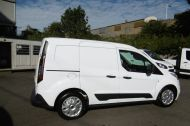 FORD TRANSIT CONNECT 220 TREND 5 SEATER COMBI CREW VAN 1.6 TDCI 95 WITH TWIN SIDE DOORS,AIR CONDITIONING AND MORE *** CHOICE OF 2 *** - 1169 - 6