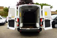 FORD TRANSIT 330 L2H2 MWB MEDIUM ROOF WITH FRONT AND REAR PARKING SENSOR,BLUETOOTH,6 SPEED AND MORE - 1499 - 8