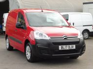 CITROEN BERLINGO 625 ENTERPRISE L1 SWB BLUEHDI EURO 6 ONLY 22.000 MILES,AIR CONDITIONING,PARKING SENSORS,BLUETOOTH AND MORE - 1582 - 20