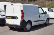 VAUXHALL COMBO 2300 CDTI ECOFLEX L1H1 SWB WITH ONLY 34.000,AIR CONDITIONING,PARKING SENSORS **** SOLD **** - 1752 - 5