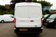 FORD TRANSIT 330 L2H2 MWB MEDIUM ROOF WITH FRONT AND REAR PARKING SENSOR,BLUETOOTH,6 SPEED AND MORE - 1499 - 7
