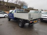 FORD RANGER XL 4X4 S/C 2.2 TDCI 160 6-SPEED WITH ALUMINIUM DROPSIDE BODY IN DEEP IMPACT BLUE , AIR CONDITIONING , ONLY 28000 MILES **** DEPOSIT TAKEN **** - 1663 - 5