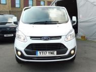 FORD TRANSIT CUSTOM 290/130 LIMITED L2H1 LWB 2.0 130PS EURO 6,IN WHITE WITH AIR CONDITIONING,PARKING SENSORS AND MORE  - 1374 - 3