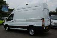 FORD TRANSIT 350/155 L2H3 RARE MWB HIGH ROOF DIESEL VAN WITH AIR CONDITIONING,FRONT+REAR SENSORS,155PS AND MORE - 1171 - 5
