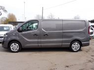 VAUXHALL VIVARO 2900 L2H1 CDTI SPORTIVE IN GREY WITH ONLY 54.000 MILES,AIR CONDITIONING,SAT NAV,ALLOY WHEELS AND MORE *** SOLD *** - 1359 - 20
