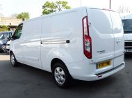 FORD TRANSIT CUSTOM 290/130 LIMITED L2H1 LWB 2.0 130PS EURO 6,IN WHITE WITH AIR CONDITIONING,PARKING SENSORS AND MORE  - 1374 - 5