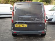 FORD TRANSIT CONNECT 240 LIMITED L2 LWB EURO 6 IN GREY WITH AIR CONDITIONING,SENSORS,ALLOY'S,PARKING SENSORS,ELECTRIC PACK,BLUETOOTH AND MORE  - 1597 - 7