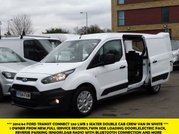 0851f04f26 Used FORD TRANSIT CONNECT in Surbiton