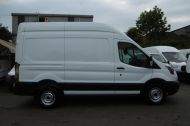 FORD TRANSIT 350/155 L2H3 RARE MWB HIGH ROOF DIESEL VAN WITH AIR CONDITIONING,FRONT+REAR SENSORS,155PS AND MORE - 1171 - 8