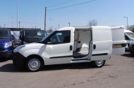 VAUXHALL COMBO 2300 CDTI ECOFLEX L1H1 SWB WITH ONLY 34.000,AIR CONDITIONING,PARKING SENSORS **** SOLD **** - 1752 - 9