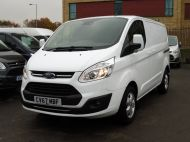 FORD TRANSIT CUSTOM 290/130 LIMITED L1 SWB EURO 6 WITH ONLY 17.000 MILES,2.0 130PS EURO 6,AIR CONDITIONING,PARKING SENSORS AND MORE - 1252 - 20
