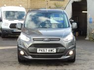FORD TRANSIT CONNECT 240 LIMITED L2 LWB EURO 6 IN GREY WITH AIR CONDITIONING,SENSORS,ALLOY'S,PARKING SENSORS,ELECTRIC PACK,BLUETOOTH AND MORE  - 1597 - 3