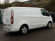 FORD TRANSIT CUSTOM 290/130 LIMITED L1 SWB EURO 6 WITH ONLY 17.000 MILES,2.0 130PS EURO 6,AIR CONDITIONING,PARKING SENSORS AND MORE - 1252 - 6