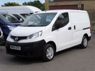 NISSAN NV200 1.5DCi ACENTA SWB EX BRITISH GAS FLEET WITH AIR CONDITIONING,ELECTRIC PACK,REVERSE CAMERA AND MORE *** SOLD *** - 1479 - 2