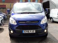 FORD TRANSIT CUSTOM 290/125 LIMITED L1H1 SWB 6 SEATER DOUBLE CAB COMBI VAN WITH AIR CONDITIONING,PARKING SENSORS,ALLOYS AND MORE - 1388 - 3
