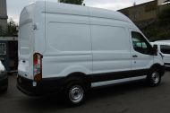 FORD TRANSIT 350/155 L2H3 RARE MWB HIGH ROOF DIESEL VAN WITH AIR CONDITIONING,FRONT+REAR SENSORS,155PS AND MORE - 1171 - 6