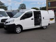 NISSAN NV200 1.5DCi ACENTA SWB EX BRITISH GAS FLEET WITH AIR CONDITIONING,ELECTRIC PACK,REVERSE CAMERA AND MORE *** SOLD *** - 1479 - 20