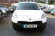 PEUGEOT PARTNER 1.6HDI PROFESSIONAL L1 850 WITH ONLY 50.000 MILES AIR CONDITIONING,ELECTRIC PACK AND MORE - 1144 - 3