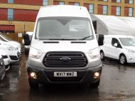 FORD TRANSIT 350/130 TREND L3H3 LWB HIGH ROOF EURO 6 RWD IN SILVER WITH PARKING SENSORS,CRUISE,6 SPEED AND MORE - 1339 - 2