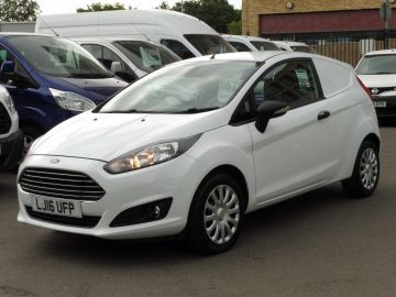Used FORD FIESTA VAN in Surbiton, Surrey for sale